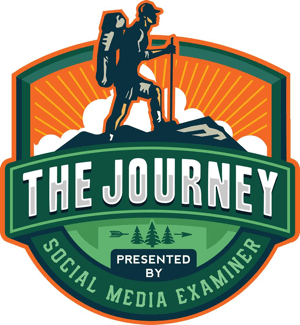 The Journey, a Social Media Examiner production. Mike is on a mission to grow his company's customer base by more than 62%, year over year. Watch as he inspires and mobilizes his marketing team to take action.