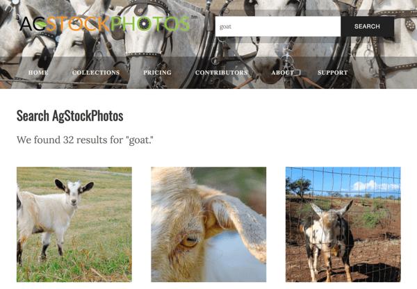 AgStockPhotos features agricultural-themed photos.