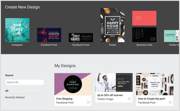 Easil My Designs