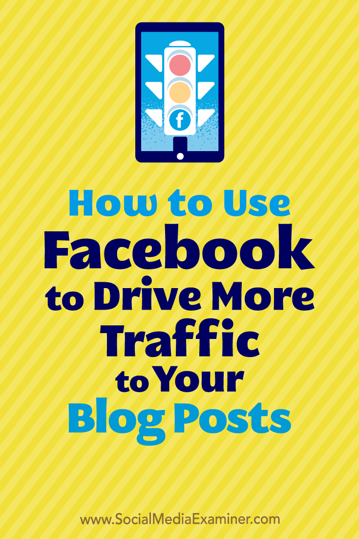 Discover a five-step plan for promoting your blog posts on Facebook and optimizing shares of your blog content for visibility and reach.