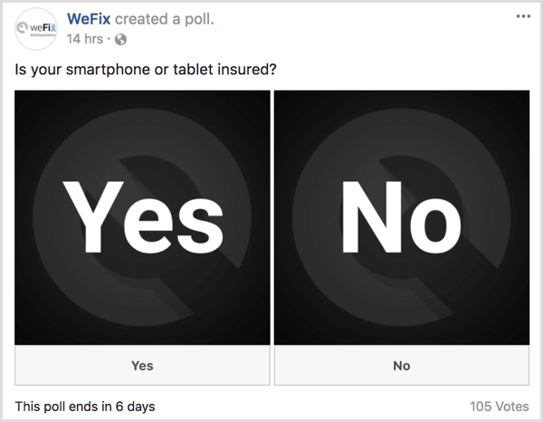 How to Run Facebook Polls With Animated GIFs : Social Media