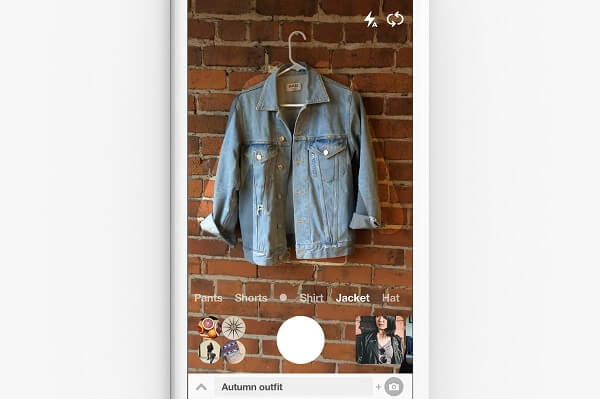 Pinterest's new Lens Your Look tool uses photos from your closet in text searches so you get the best ideas to try yourself.