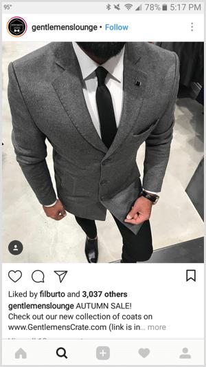 instagram explore tab post