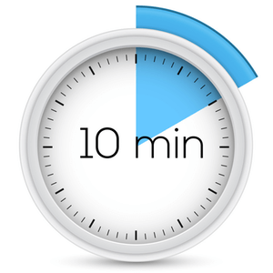 LinkedIn native video can be anywhere from 3 seconds to 10 seconds long.
