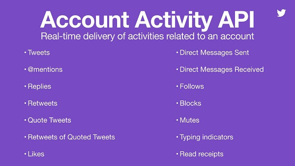 Twitter launched a new enterprise-level API for powering customer service tools, chatbots, and other brand engagement vehicles for the platform.