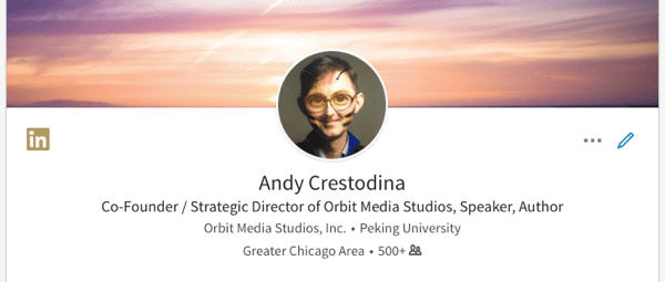 linkedin facebook-como filtro de foto de perfil