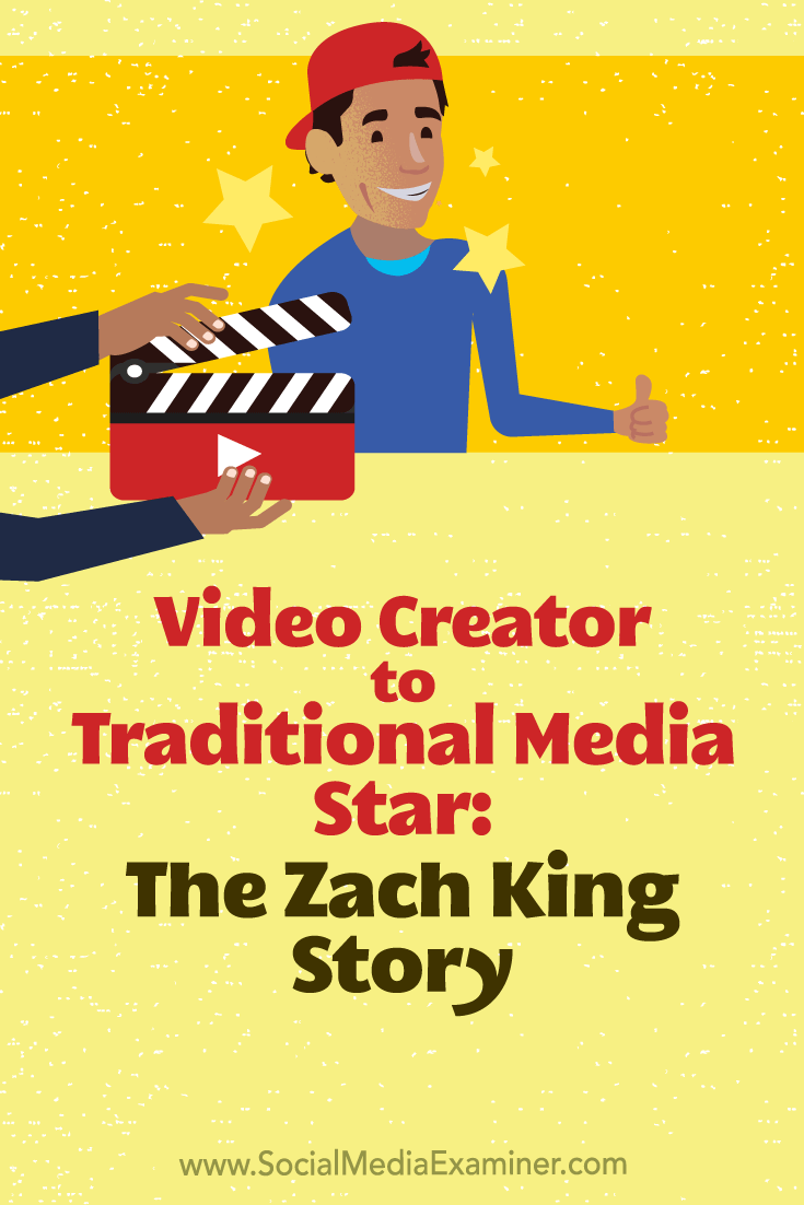 Social Media Marketing Podcast 280. In this episode Zach King explores his journey to success, and how he is marketing himself and his brand new book.