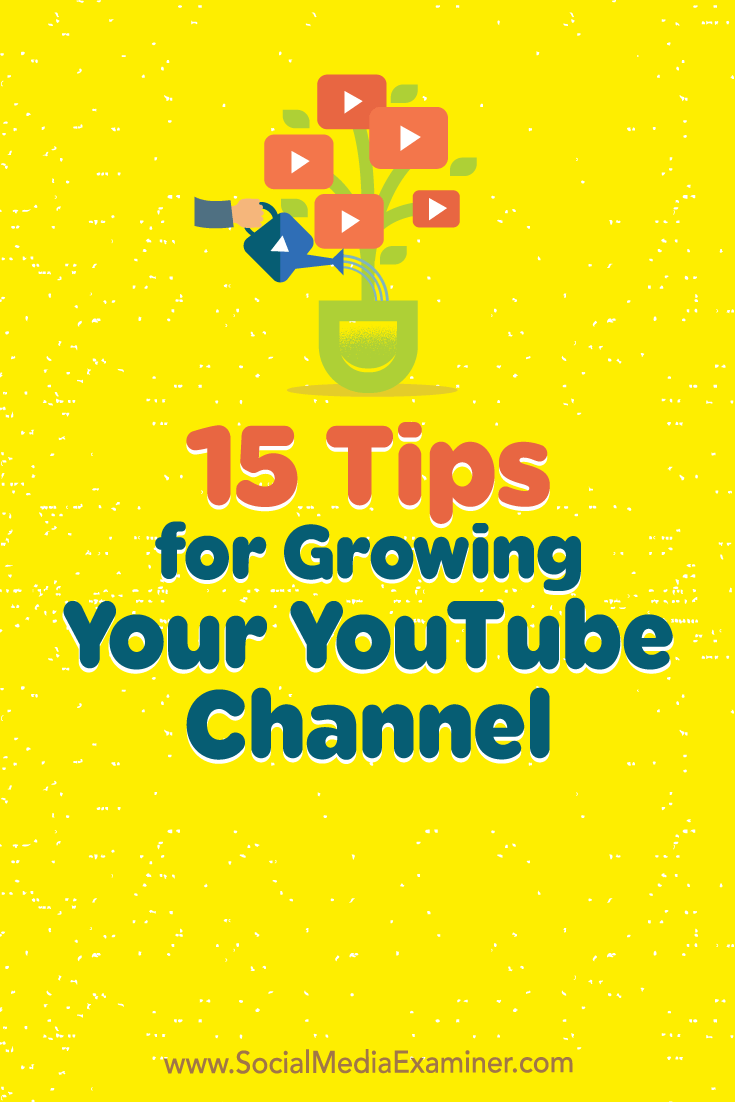 Find 15 tips and tactics for optimizing your YouTube video content at every stage of the video production process.