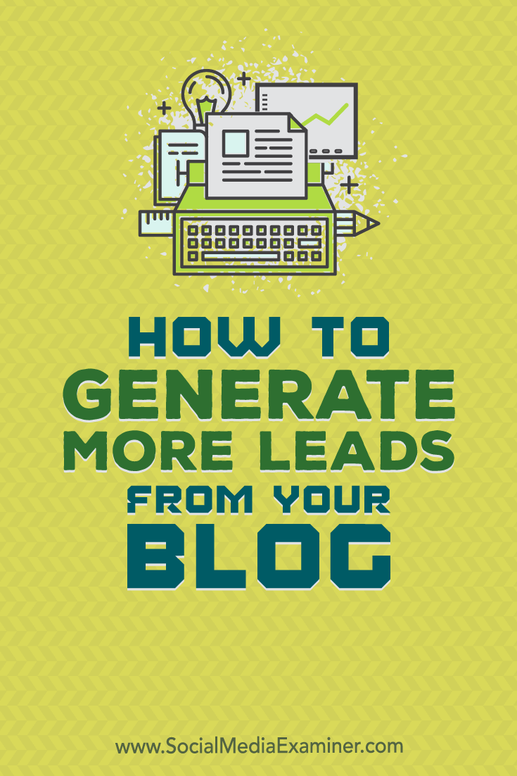 Learn how to combine blog posts and content upgrades into a package that generates warm leads.