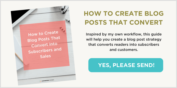 content upgrade graphic button example