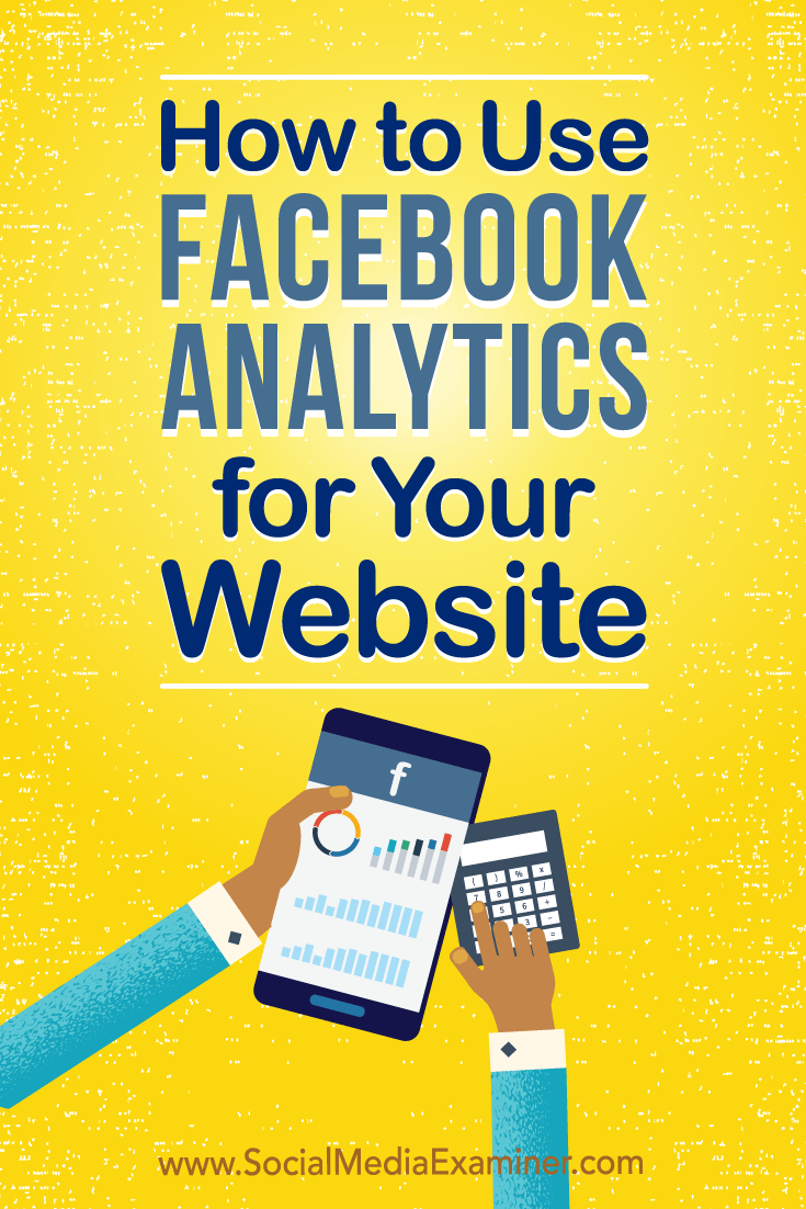 Discover how to install and use Facebook Analytics to reveal data about the Facebook users who visit your website.