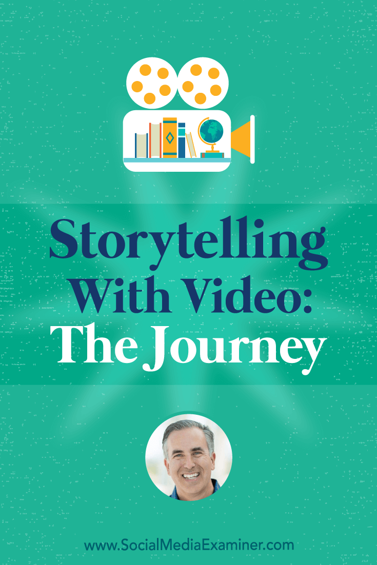 Social Media Marketing Podcast 286. In this episode Michael Stelzner talks about how and why we produce our weekly video documentary, The Journey.