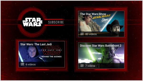 YouTube slate end screen