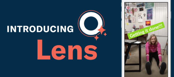 Patreon launched Lens, a new mobile app featur that allows creators to easily share exclusive, behind-the-scenes content with their patrons.