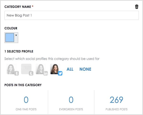 smarterqueue create category