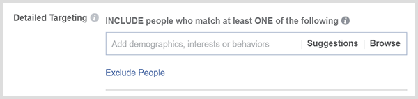 facebook ad audience exclusions help you target the right audiences