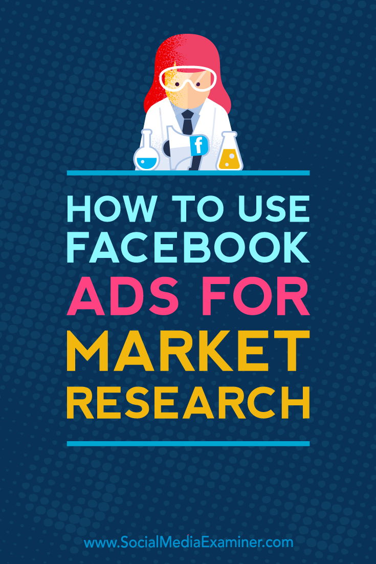 Learn how to use Facebook ads to find the perfect audience, test your messaging, and confirm whether your audience is ready to buy.