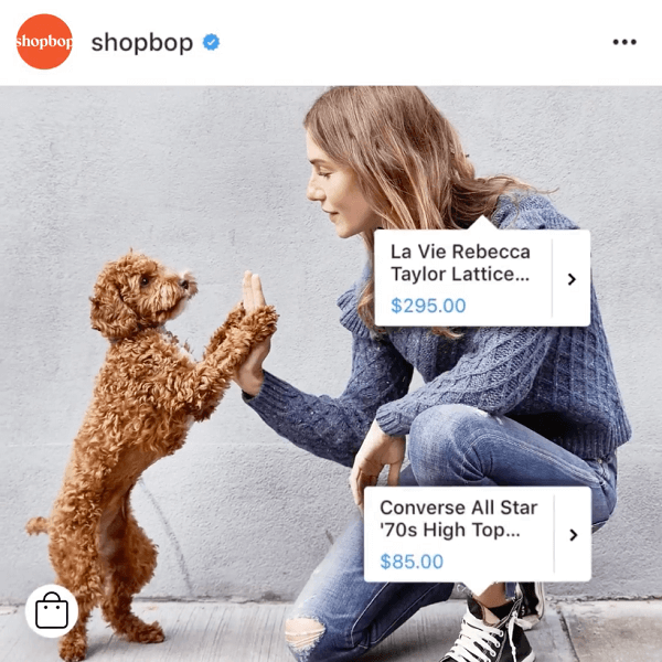 Instagram rolled out Instagram Shopping to eight more countries, including Australia, Brazil, Canada, France, Germany, Italy, Spain and the UK.