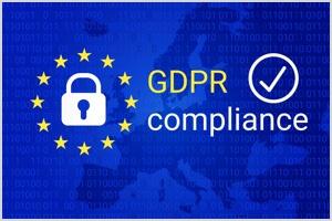 GDPR compliance.