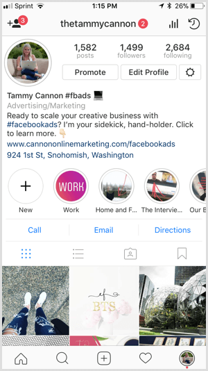 How to save your instagram highlights