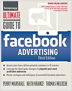 Keith Krance is a coauthor of The Ultimate Guide to Facebook Advertising.