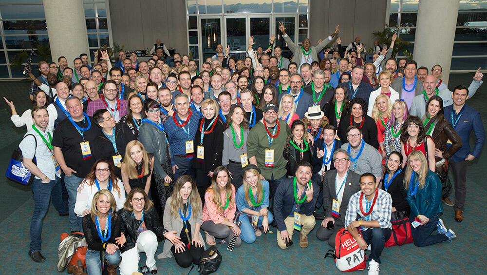 The largest gathering of social media pros, period!