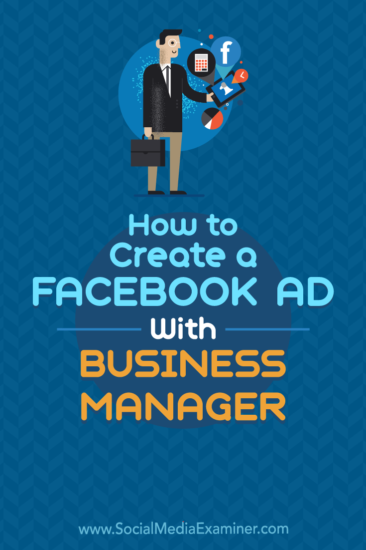 Learn how to create a Facebook page post ad using Facebook Business Manager.