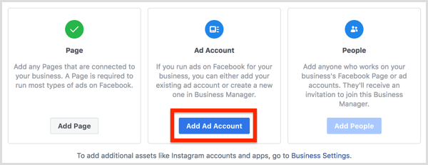 How to Create a Facebook Ad With Business Manager : Social