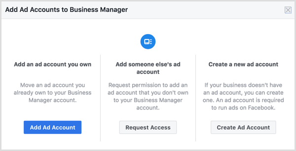 How to Create a Facebook Ad With Business Manager : Social Media