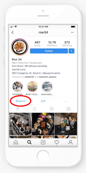 Instagram debuted new Action Buttons, which allow users to complete transactions through popular, third-party partners without having to leave Instagram.