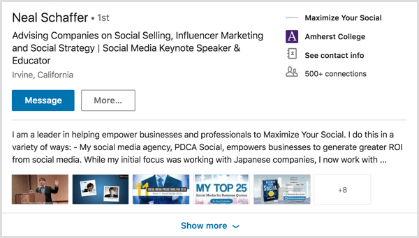 linkedin layout changes and feature updates  what