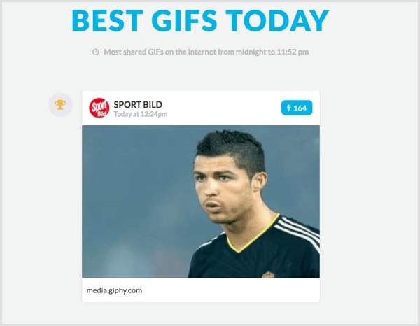 Today on the Internet GIF example