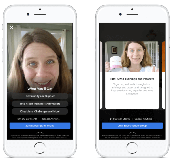 Facebook is testing a new paid subscription program that would offer admins built-in management tools and allow them to create and charge group members for exclusive content. Facebook