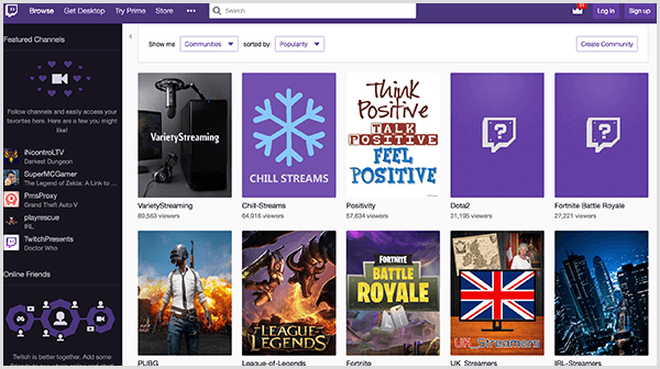 Twitch: What Marketers Need to Know : Social Media Examiner