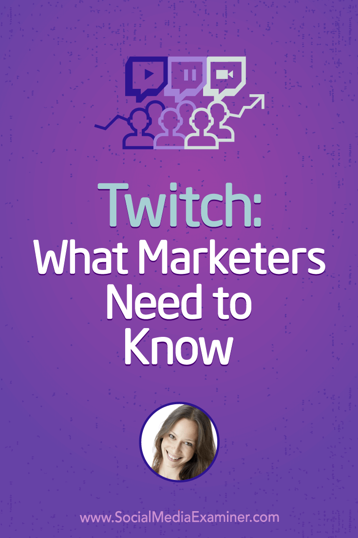 Find out how Twitch's ecosystem supports creators & influencers focused on a range of topics. Discover tools & tips for building a loyal community via Live video.