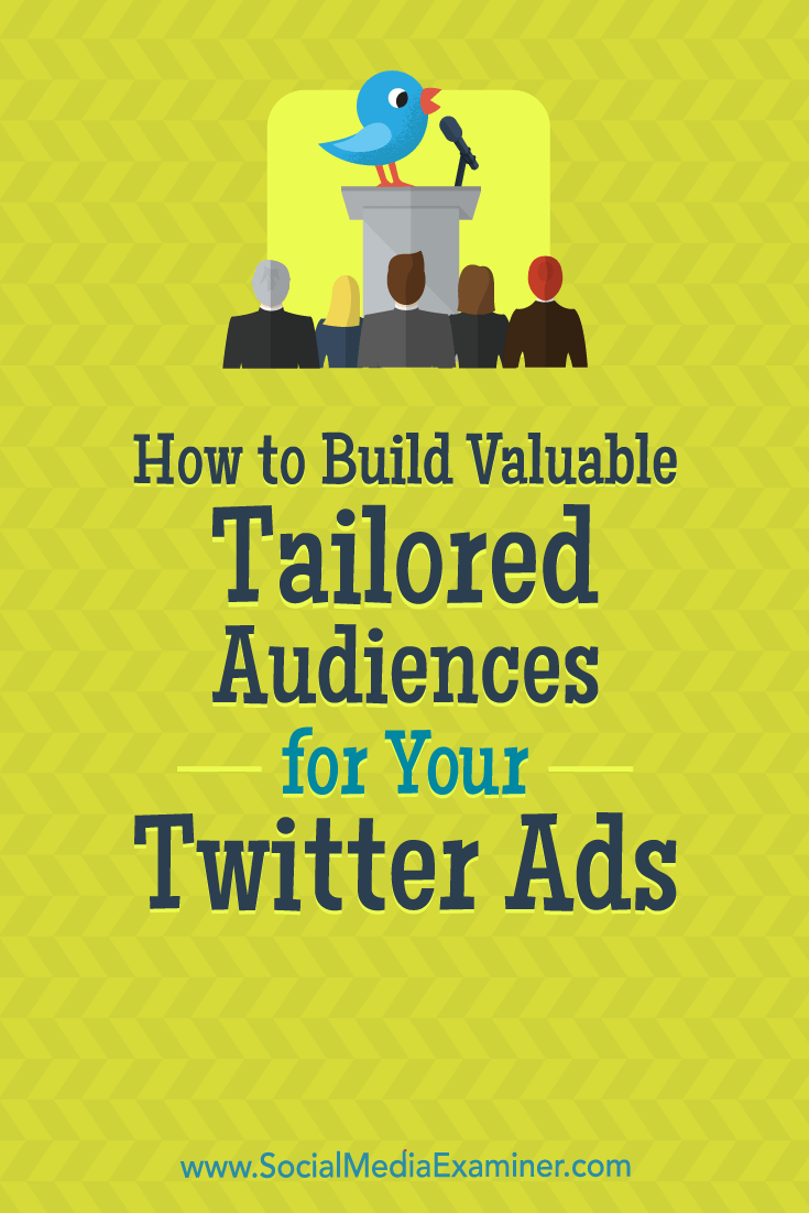Discover two ways to find and target specialized groups of Twitter users to reach more receptive audiences with your ads.