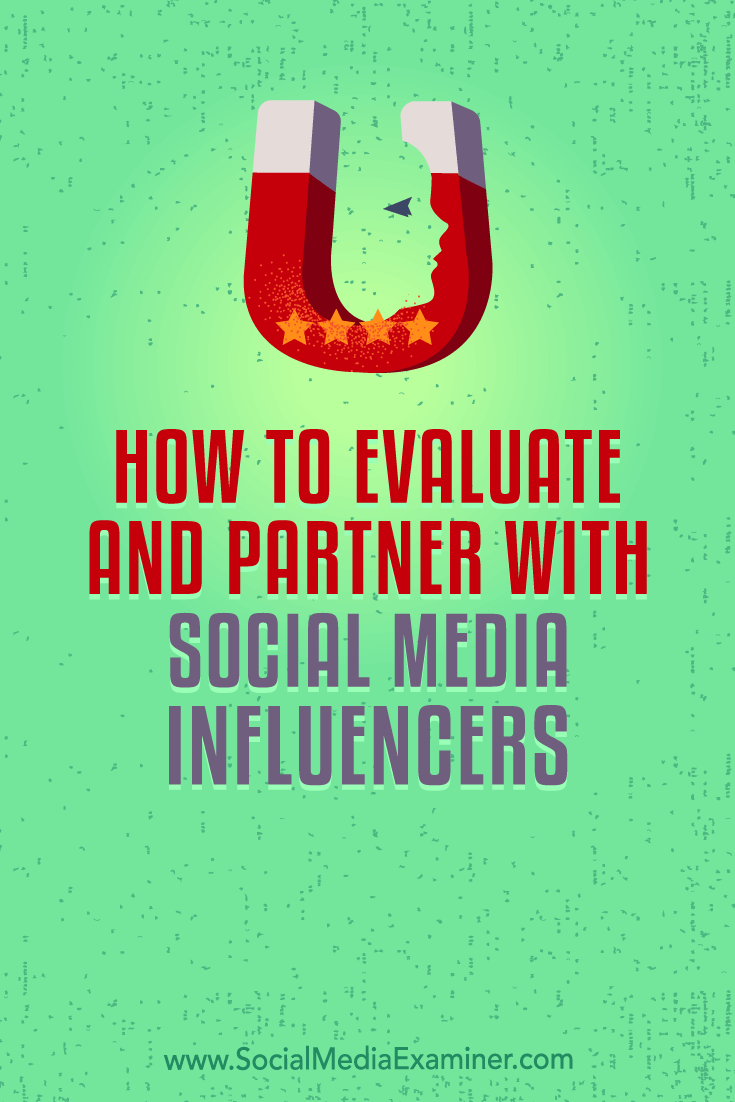Discover how to find and partner with social media influencers for marketing campaigns to promote your products and services.