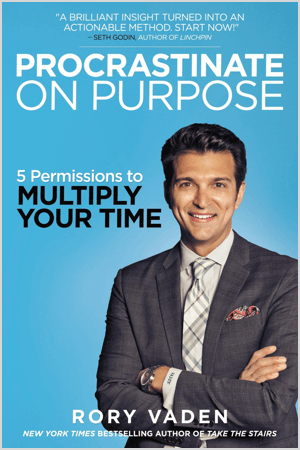 Rory Vaden, author of Procrastinate on Purpose, suggests that to train someone else, you spend up to 20 times the amount of time it takes you to do the task.