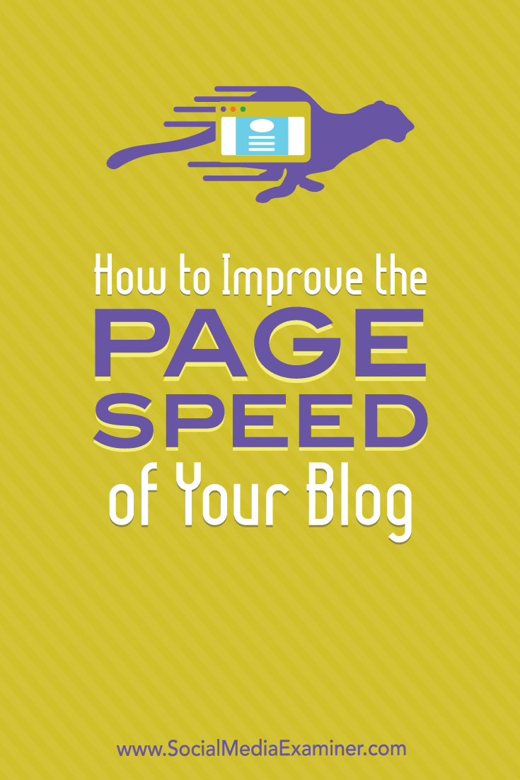 Discover how to assess the page speed and mobile-friendliness of your blog and learn what steps you can take to improve site speed.