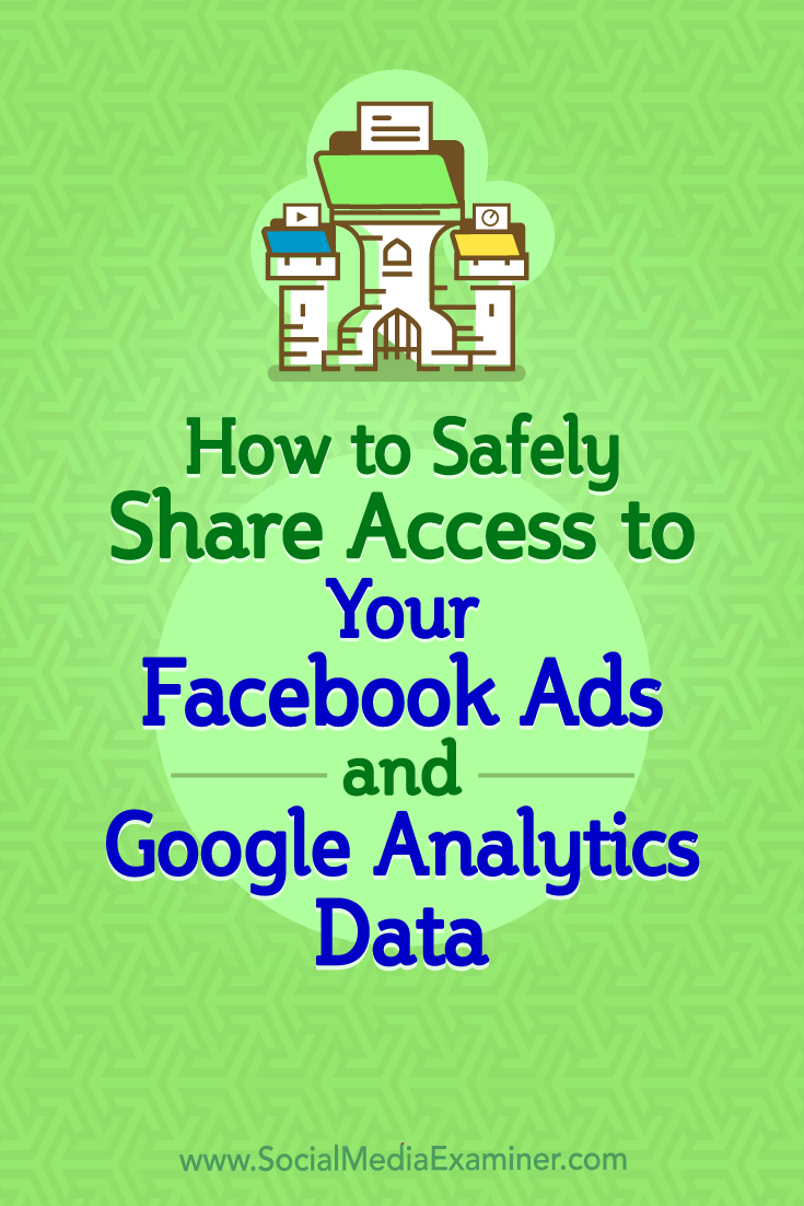 Discover how to set up and share account access to Facebook ads, Google Analytics, and lead page assets.