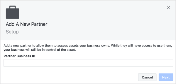 To share account access to their Facebook pages, have the client add you to their Business Manager as a partner.