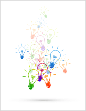 Collaborative storytelling brings fresh ideas forward.