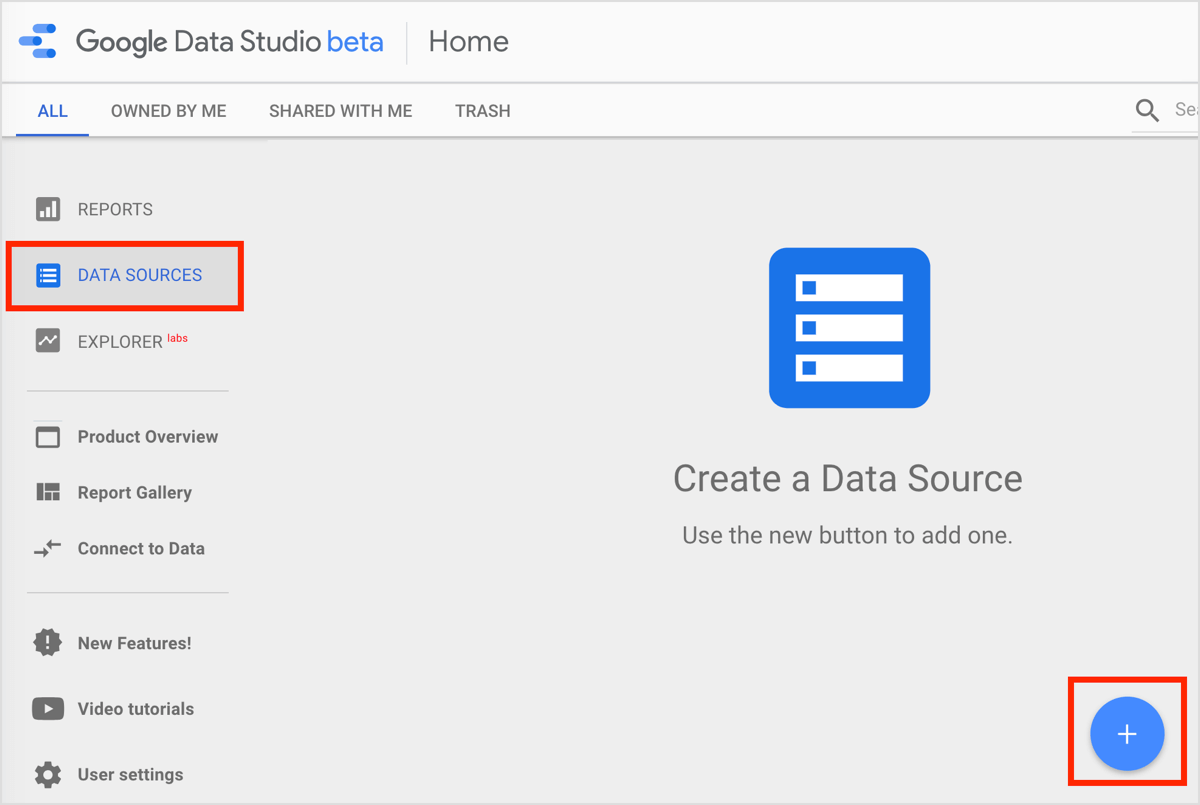 How to Use Google Data Studio to Report on Facebook