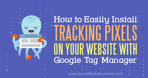 Use tracking pixels to optimize your social media advertising.
