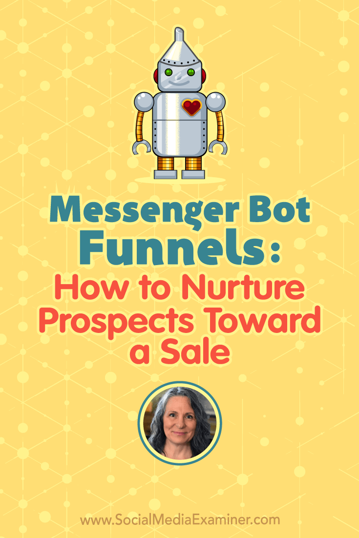 Learn how Messenger bot funnels improve upon email marketing, and discover tips for interactions and lead magnets that move people through a bot funnel.