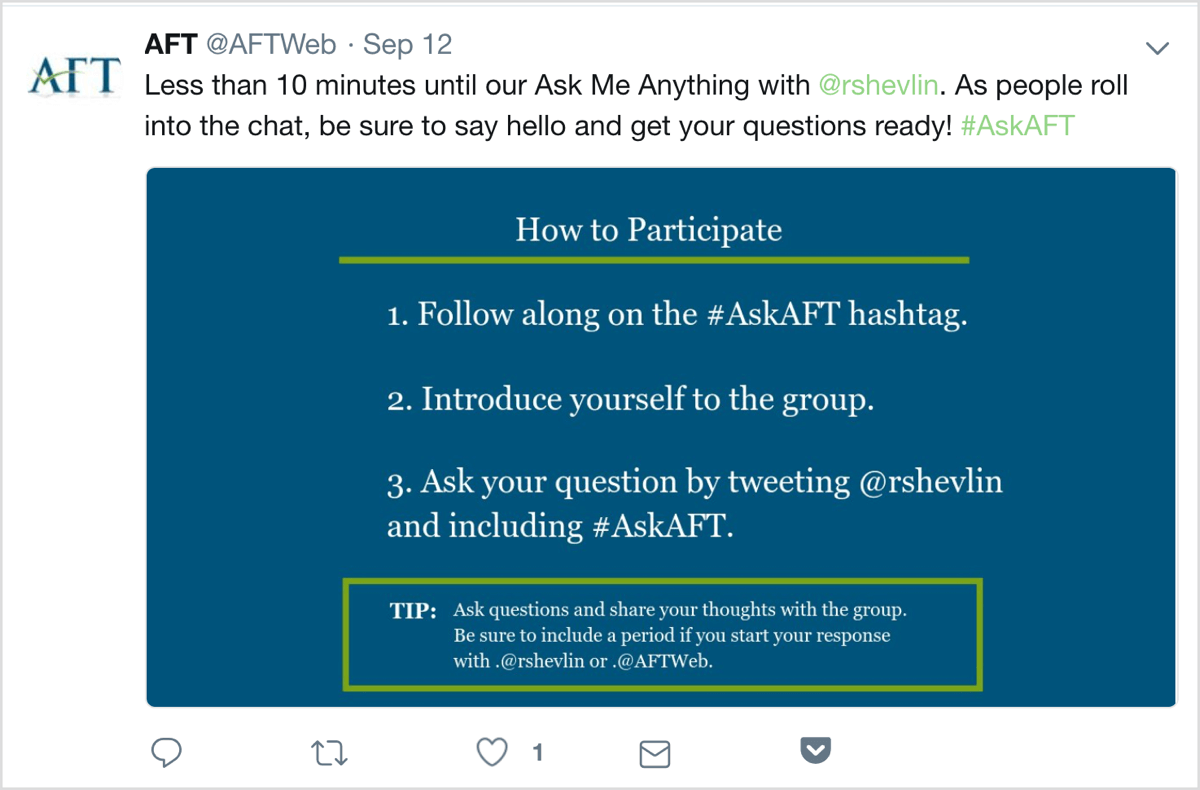 How to Plan a Successful Ask Me Anything (AMA) Experience