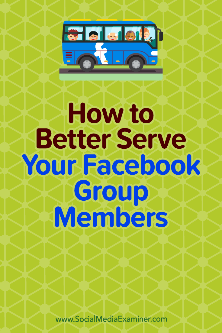 Discover how to create meaningful interactions in your Facebook group and use all of the Group features Facebook offers.