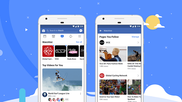 Facebook Watch launched in the U.S. a year ago and is ready to go global.