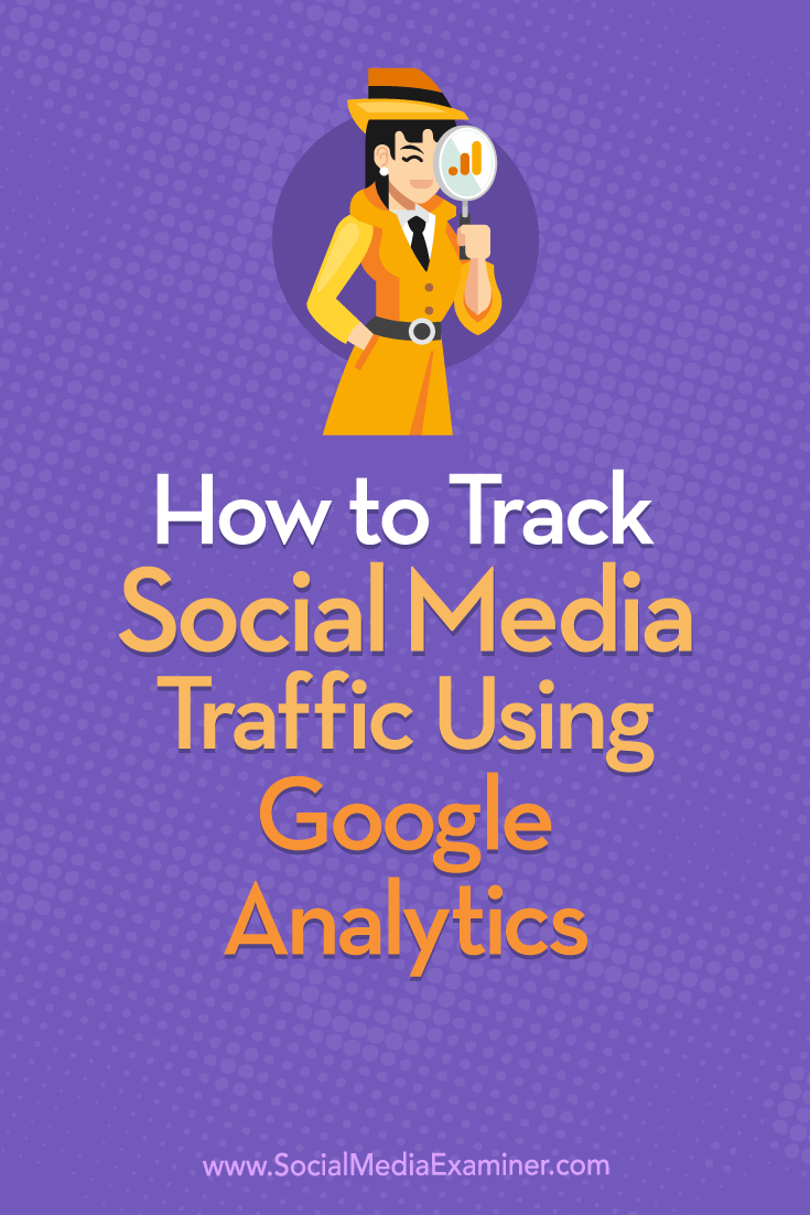 Learn how to use UTM tags to measure your social media traffic with Google Analytics to find out if your social media marketing efforts are working.