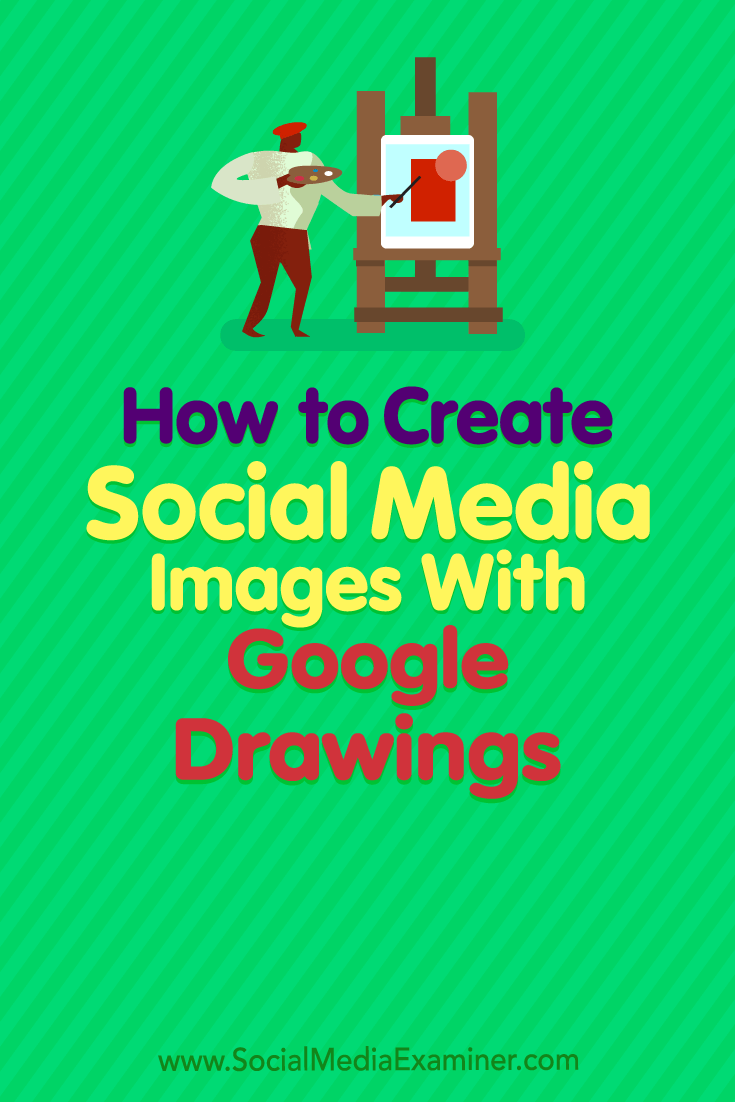 "Find out how to create free and original social media images with Google Drawings. ""Data-pin-description ="" Find out how to create free and original social media images with Google Drawings."